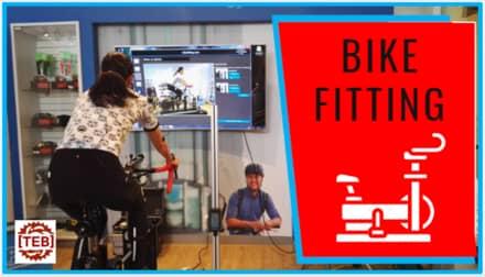 Bike fitting