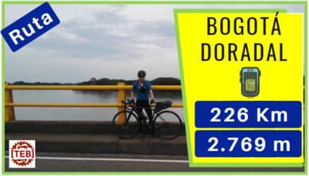 Viajar en bici Travesia Bogota Medellin
